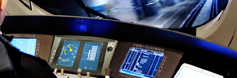 Safe IconTrust® technology for ETCS