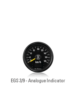 Analog Indicators